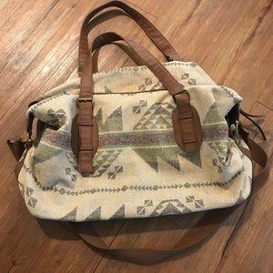 Bags - Aztec Weekender Bag
